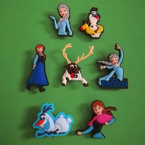 7pcs / Disney Frozen - 2D
