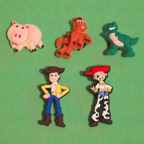 5pcs / Toy Story - 2D