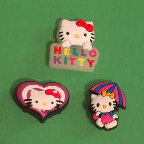3pcs / Hello Kitty - HQ