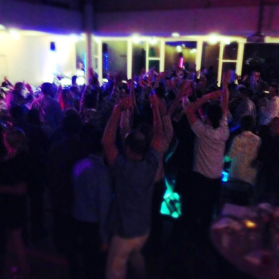 Burnaby Wedding DJ & LED Dance Floor