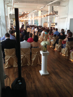 Vancouver Wedding Ceremony DJ