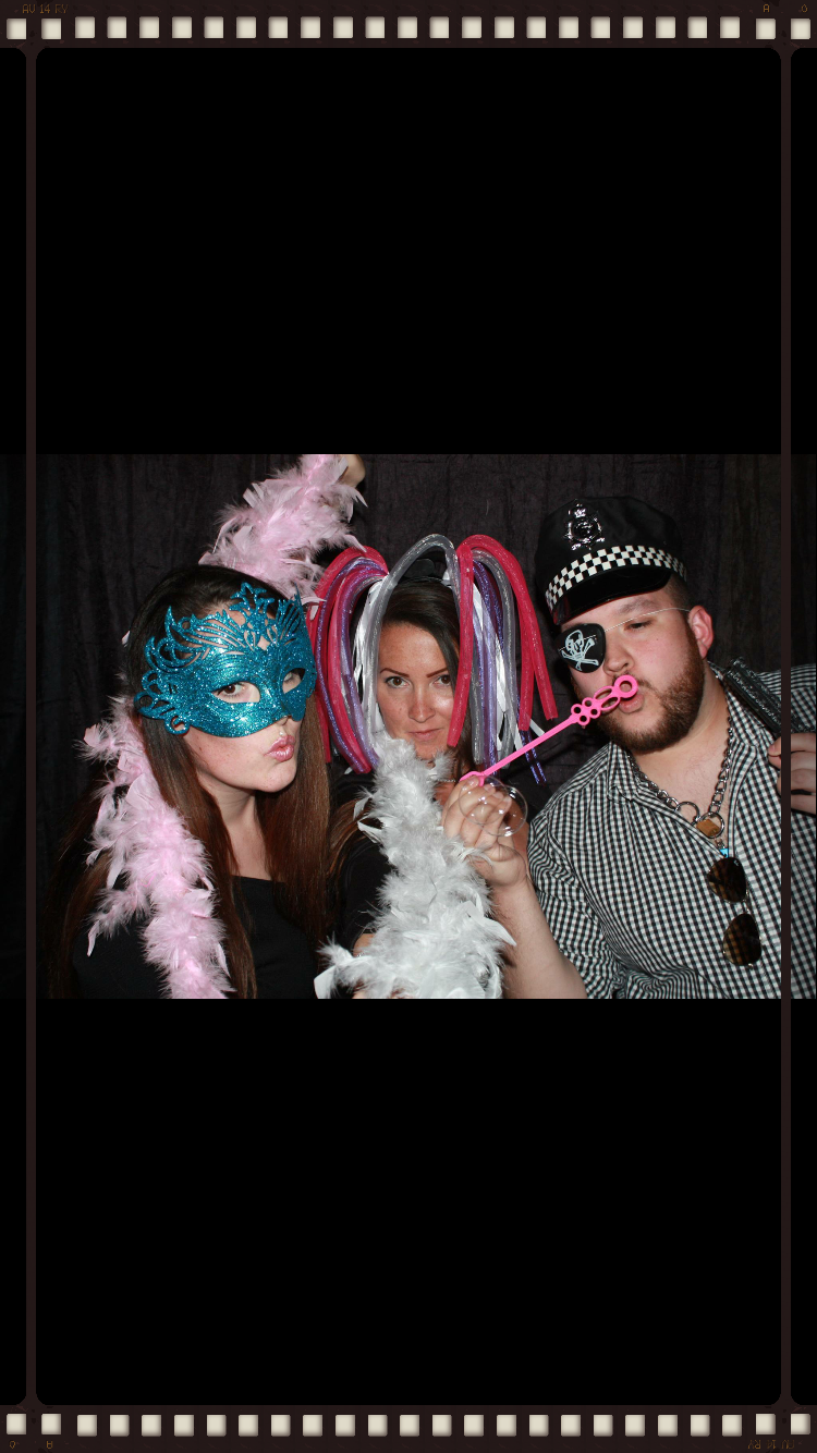 DJ Photobooth with Props