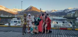 Intermission in Siglufjörður