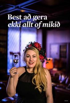 Feature for Viðskiptablaðið