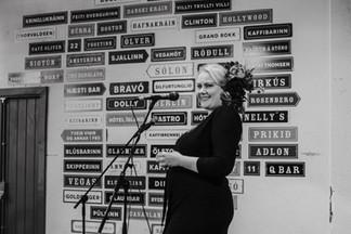 Veislustjórn á Ægisgarði sumarið 2018