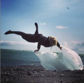 Ellie Steingraeber, photo from Ellie's instagram