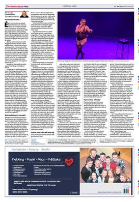 Fréttablaðið Newspaper