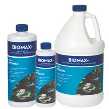 WTVM16 Biomax+ Enchanced Biological Conditioner 16 oz