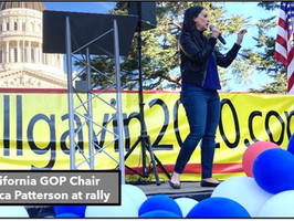 Calif. GOP leaders shared stage with extremists linked to hate groups, QAnon