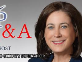 Supervisor Frost on vax mandates, Sac Bee criticisms
