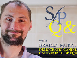 Braden Murphy launches potentially historic campaign for Calif. Board of Equalization