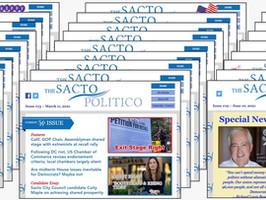 A proud anniversary covering California politics