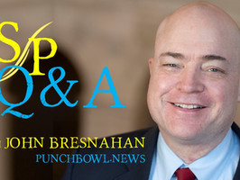 S/P Q&A: Punchbowl.News reporter John Bresnahan on Californians in Congress