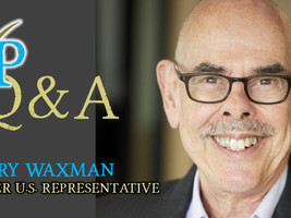 """Former US Rep. Henry Waxman on history of leadership PACs & """"out-of-control"""" fundraising"""