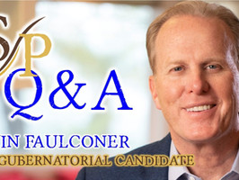 Kevin Faulconer on wildfires, Jan. 6 and crime