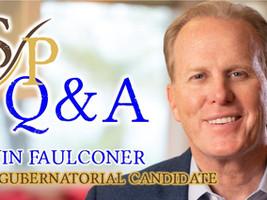 GOP gubernatorial candidate Kevin Faulconer on wildfires, Jan. 6 and crime