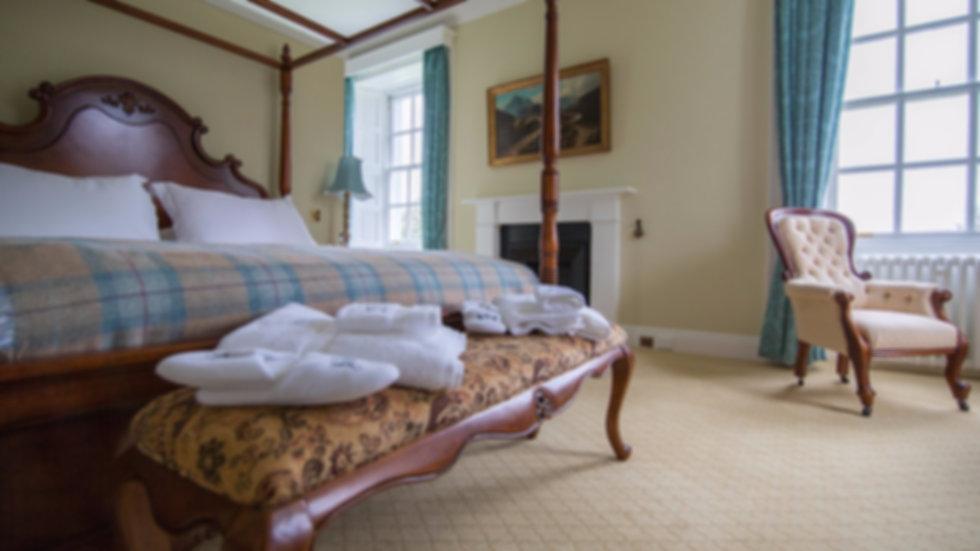 Margadale Bedroom Islay House