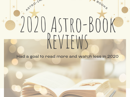 2020 Astro-Infused Book Reviews!!