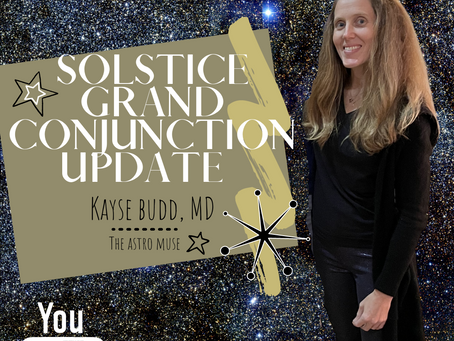 Solstice Grand Conjunction Update & MORE!! (Impact lasts longer than just one day!)