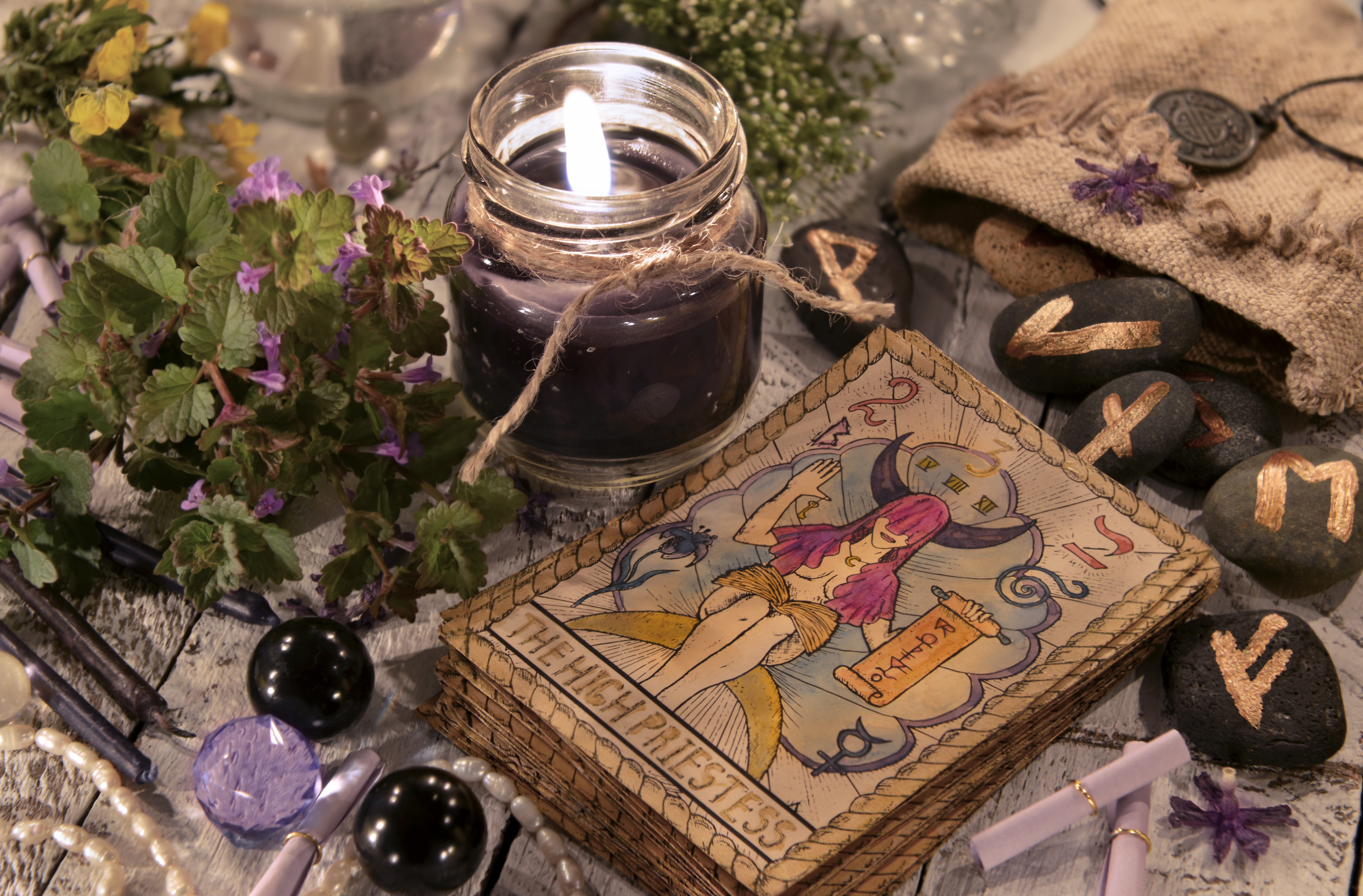 Combined Astrology + Tarot Reading