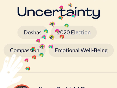 How to Embrace Uncertainty