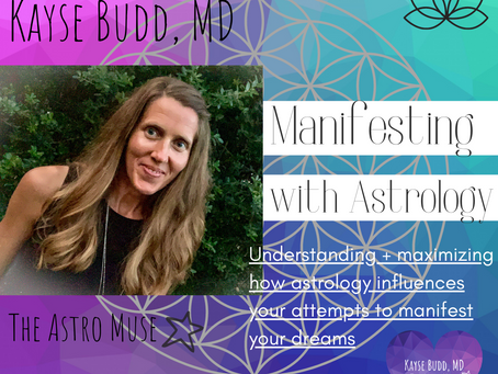 Manifesting with Astrology