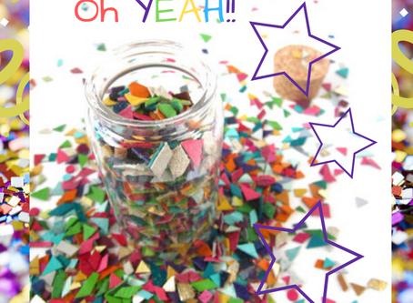 More Confetti Please!!!