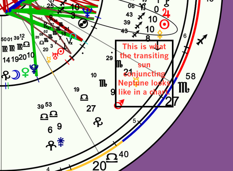 Astro Post ✨ Neptune Power Day!!