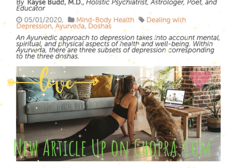 Ayurvedic Approach to Depression