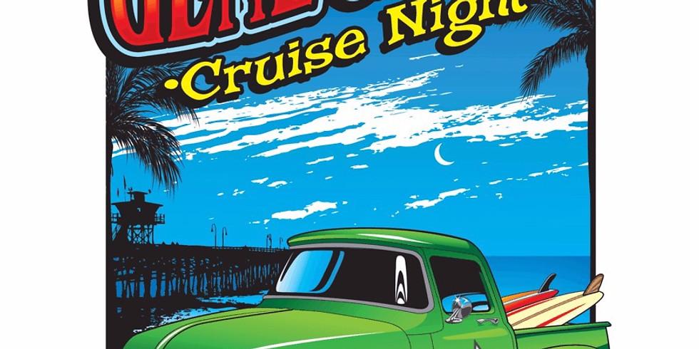 Gene James Cruise Night