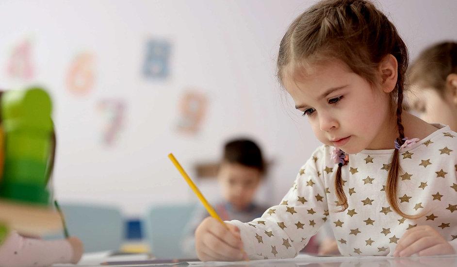English Courses for Preschool & Young Le
