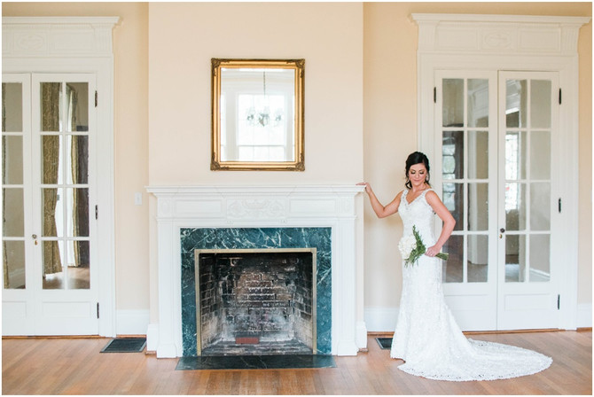 Mrs. Stevens | Seibels House and Gardens | Columbia, SC