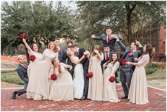 Mr. and Mrs. Wingard   Fort Jackson Wedding   Columbia, SC