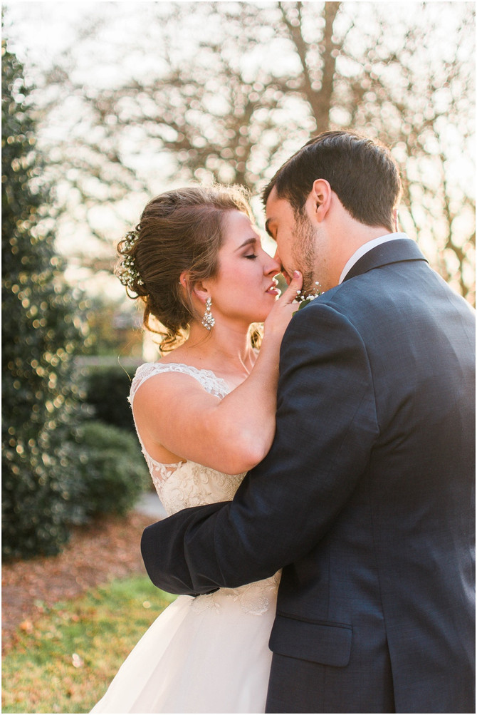 Ned and Catilyn | Rock Hill Wedding | Magnolia Room Reception