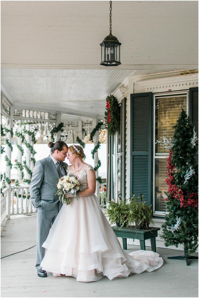 Mr. and Mrs. Jinnette | Gables Inn and Gardens | Ward, SC
