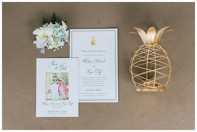 Whitney and Ryan | Springdale House and Gardens