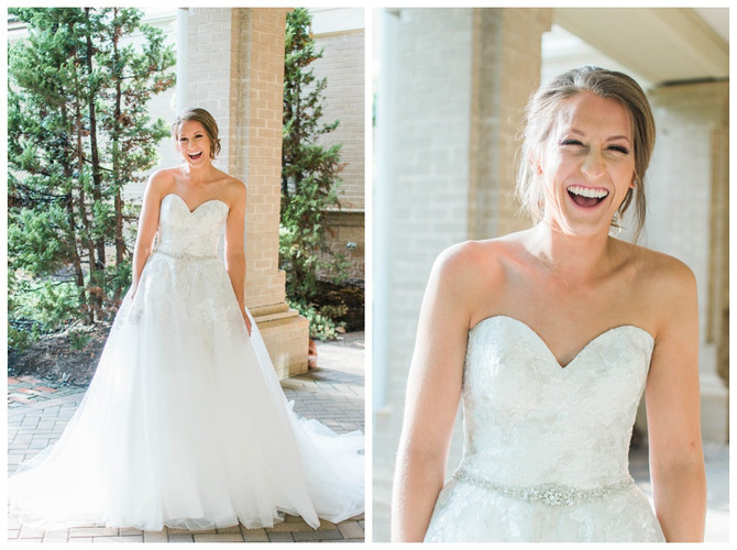 Introducing Mrs. Norris | Marriott Downtown and Cleveland Park Bridal Portraits