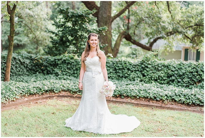 Mrs. Howard | Hopeland Gardens | Aiken, SC