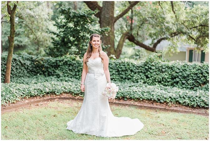 Mrs. Howard | Hopeland Gardens | Aiken, SC