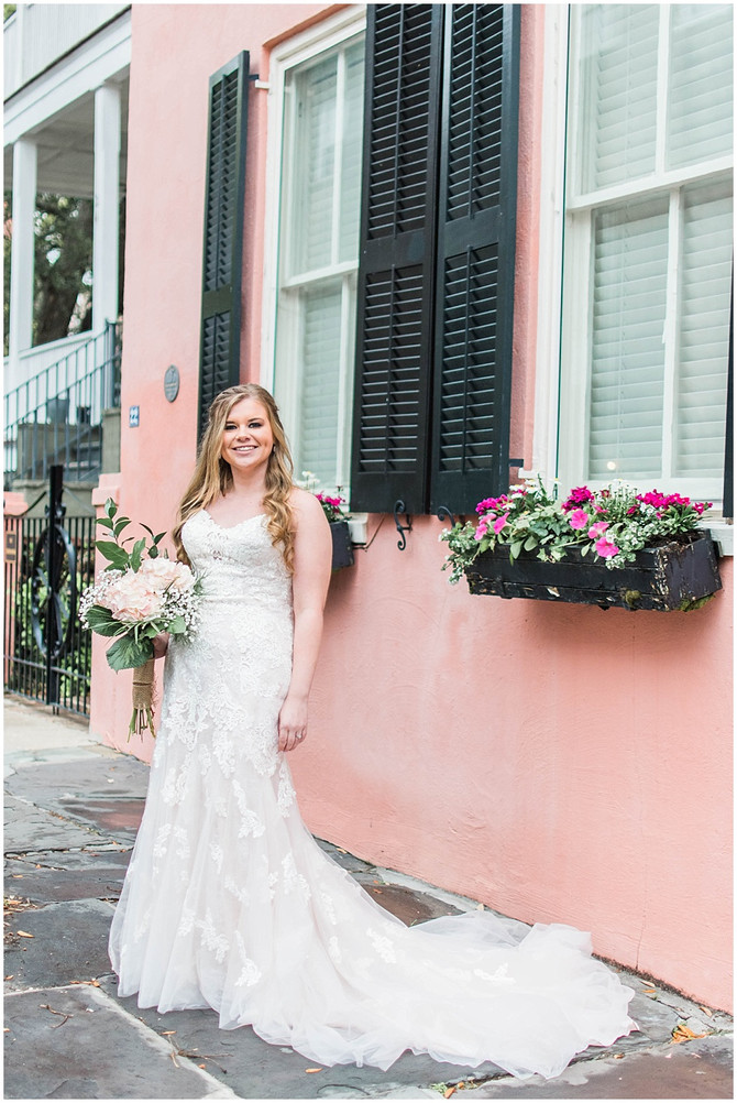Mrs. Redmond | Battery Park | Downtown Charleston