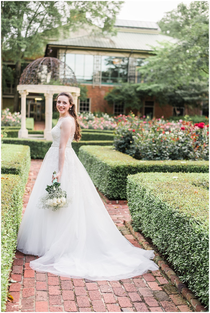 Mrs. Manditch | Furman University Rose Garden | Greenville, SC