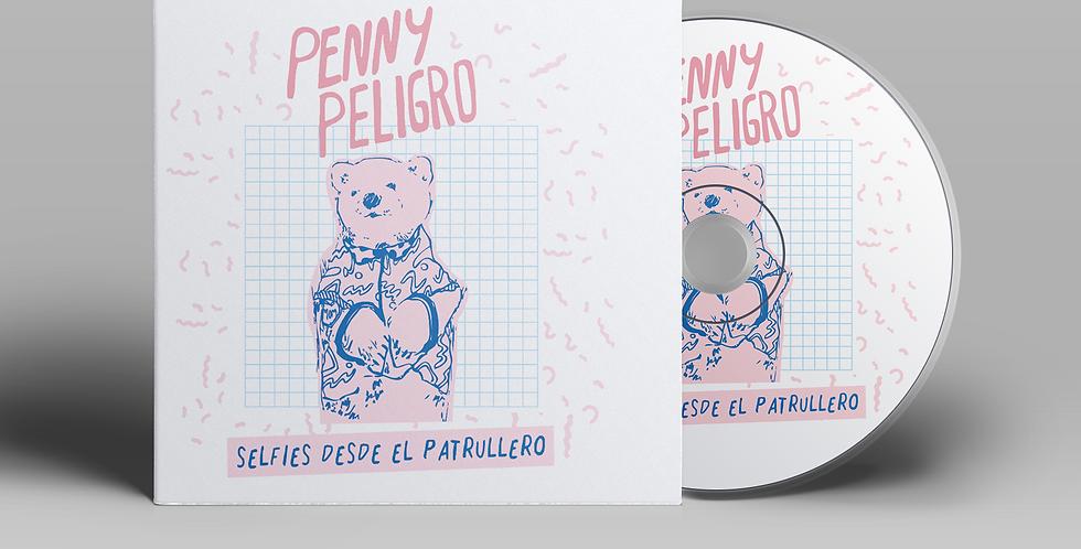 Penny Peligro - Selfies desde el patrullero