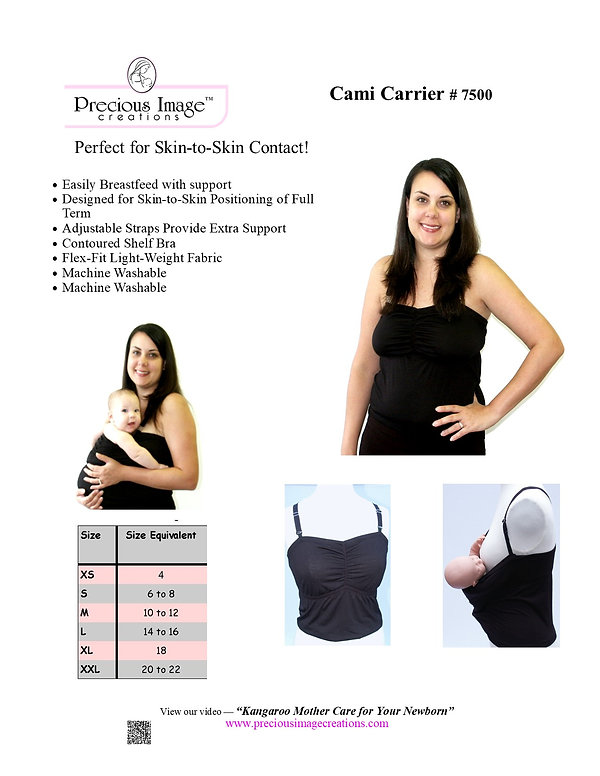 7500 Cami Carrier - Product Page 5-29-20