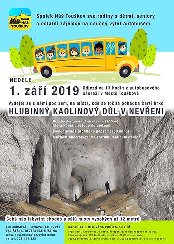 Výlet: důl v Nevřeni