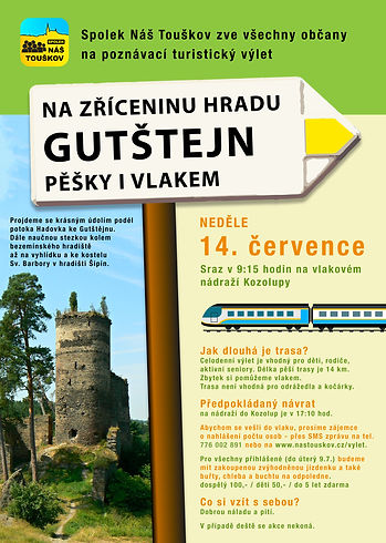 Výlet na Gutštejn
