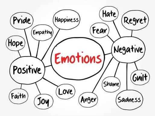 Gift of Positive AND Negative Emotions