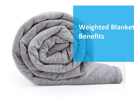 Product Review: Weighted Blankets