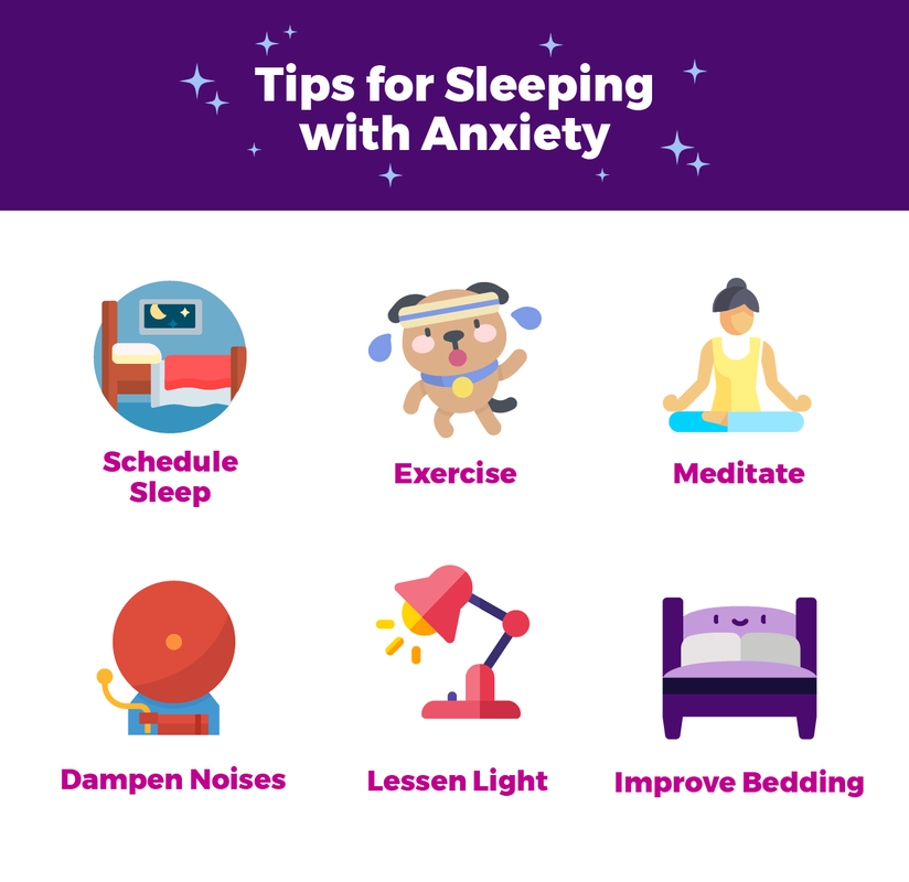 Basic tips to help sleeping