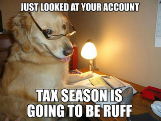 Are you ready for tax time?