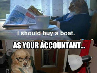 Advice my accountant can give